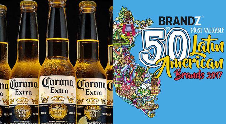 Corona es la marca más valiosa de México y la segunda de Latinoamérica