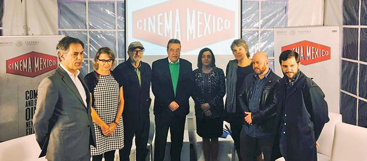 Seis películas mexicanas participarán en las diferentes secciones en el Mercado de Cine Europeo