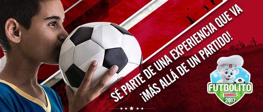 Arranca Futbolito Bimbo 2017