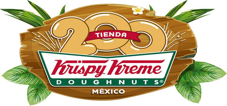 Krispy Kreme celebra su apertura número 200 en México
