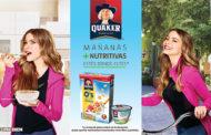 "Avena Quaker lanza campaña ""Mañanas + nutritivas estés donde estés"""