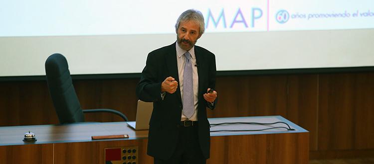 La comunicación genera certidumbre: AMAP