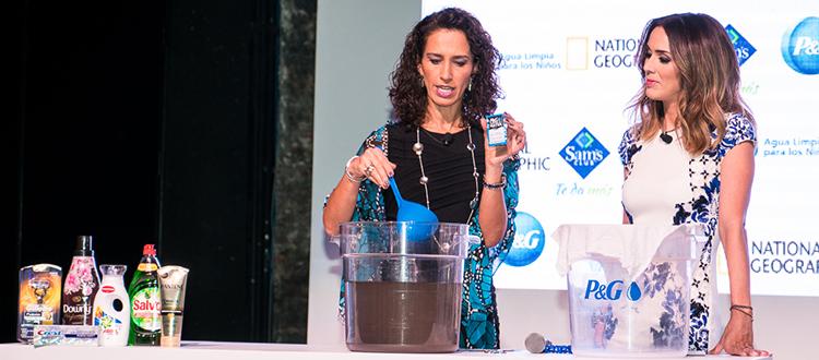 P&G suma a nuevos aliados para promover Agua Limpia para los Niños