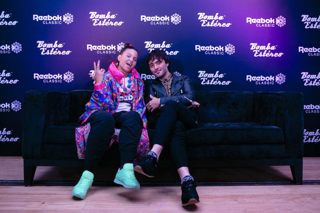 Reebok Classic tiene nuevo embajador con ritmo Colombiano