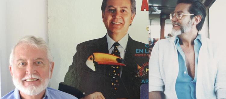 Descanse en paz Silvio García Patto: recordémoslo