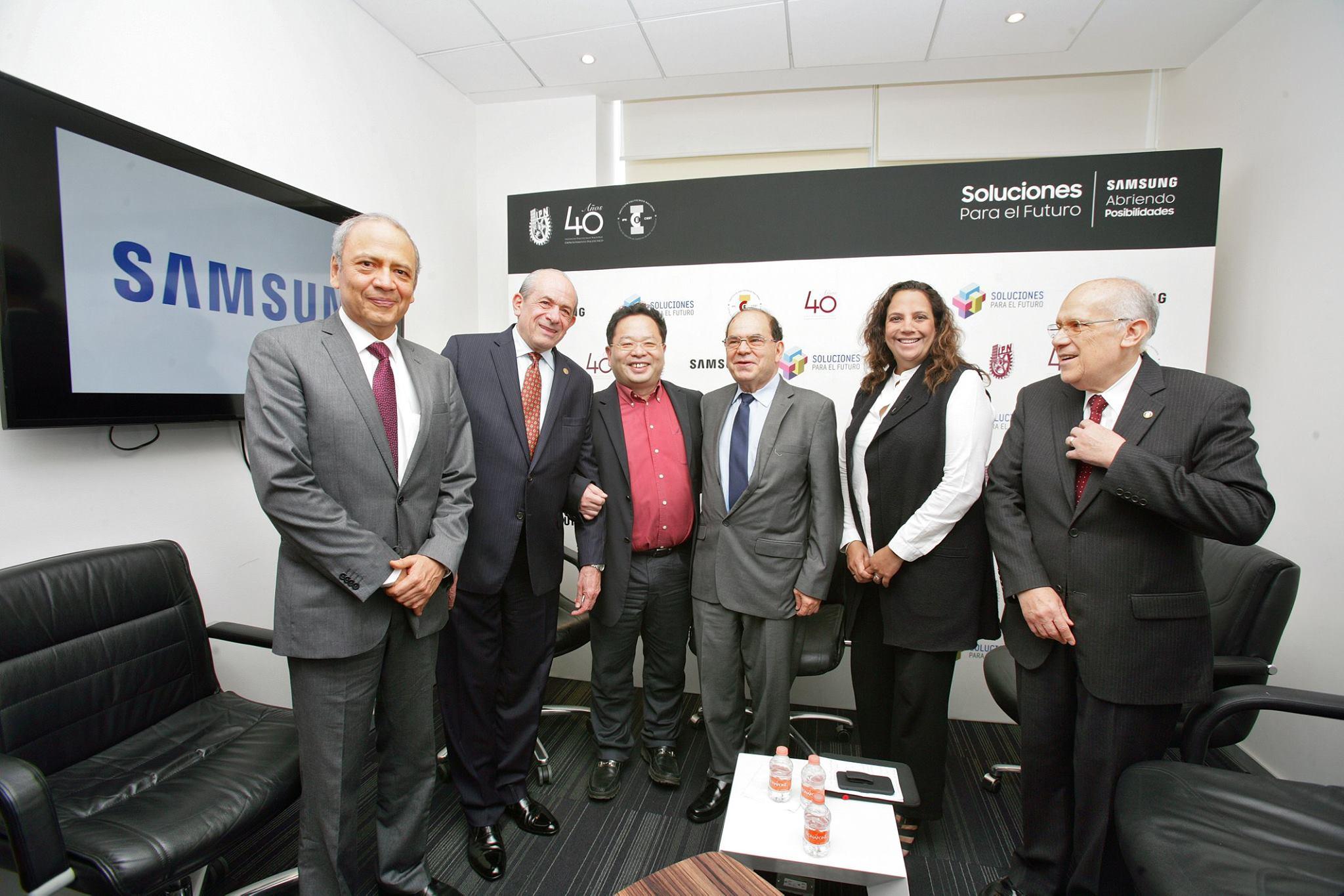 Samsung y el IPN promueven el Premio al Emprendimiento Politécnico