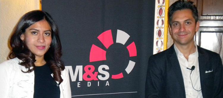 La flexibilidad e inmediatez de las carteleras digitales están cambiando a la industria del exterior: M&S Media