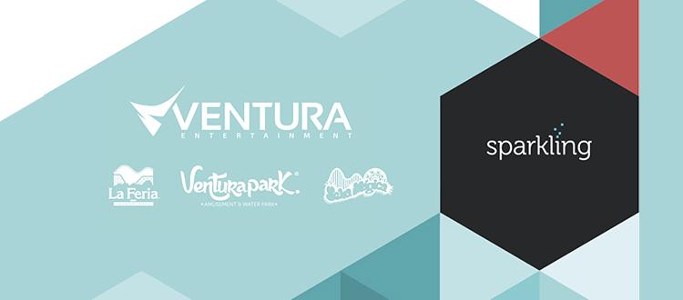Sparkling con nueva cuenta: Ventura Entertainment