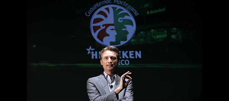 Para Cuauhtémoc Moctezuma ahora sus marcas Premium son Heineken, Tecate, XX e Indio… ¿Y Superior, 'apá'?