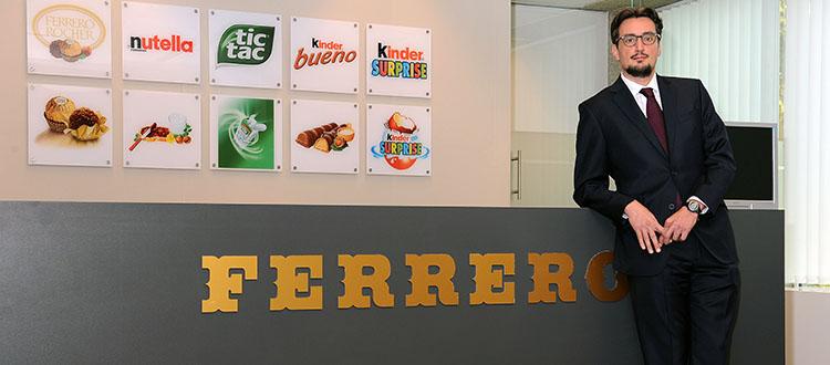 El Grupo Ferrero anuncia cambios de dirección para fortalecer su posición mundial