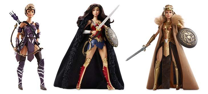 Los superpoderes de Wonder Woman en la nueva edición especial de Barbie
