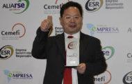 Samsung México es reconocida como una Empresa Socialmente Responsable