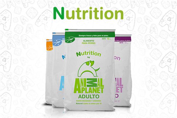 """MADE presenta el comercial de """"Nutrition by Animal Planet"""""""