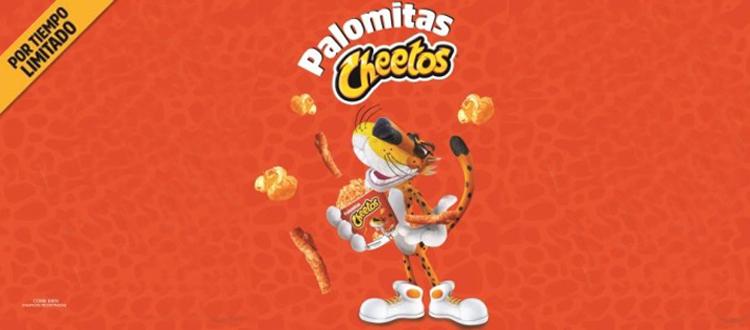 Cinemex y Cheetos le dan más sabor a La Magia del Cine