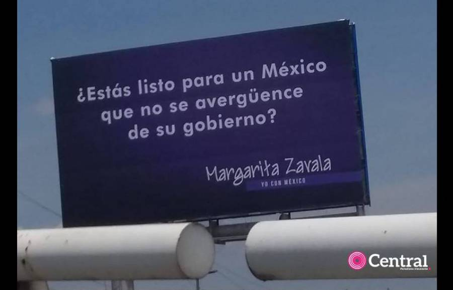 Desperdicia Margarita Zavala su pólvora en infiernitos sin contenido