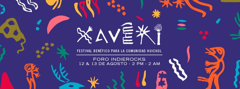 Festival Xaveri y Pernod Ricard crean bebida en beneficio de la comunidad huichol