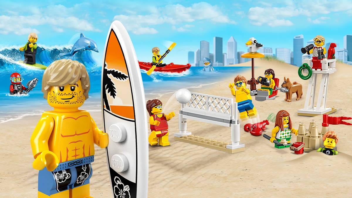 Lego celebra sus 85 años con primicias