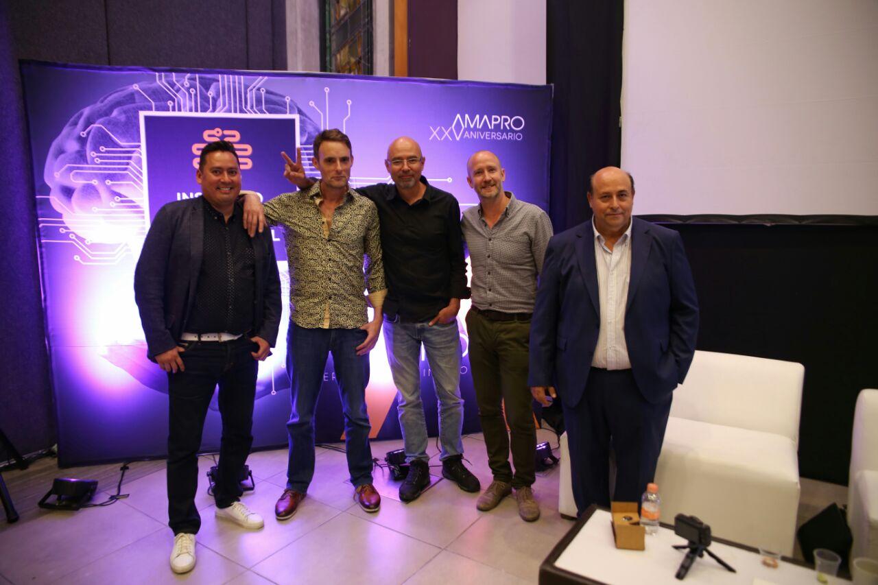 AMAPRO presenta su primera actividad del Instituto de Formación Profesional