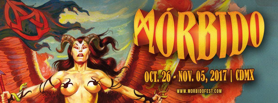 Mórbido Fest, cine de terror, cumple diez años