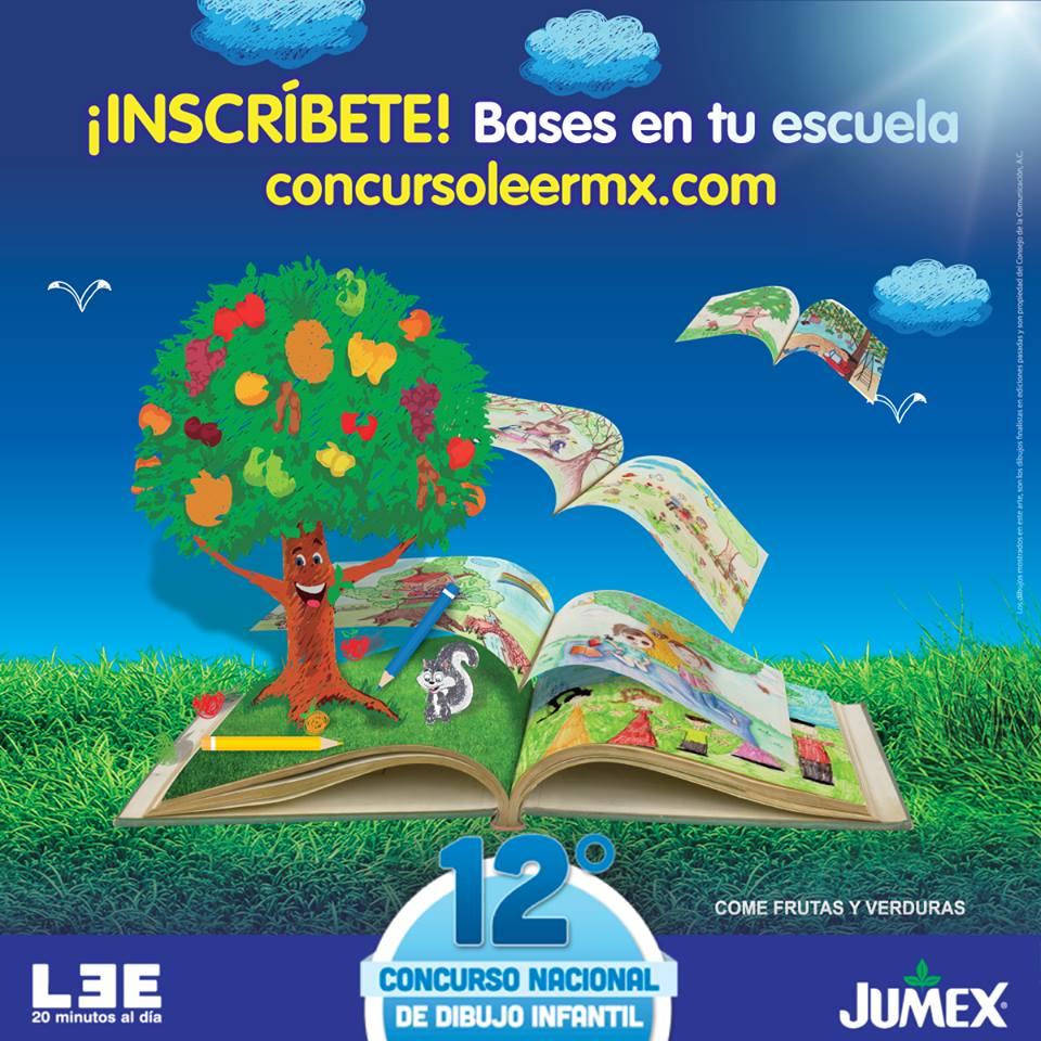 Se extiende la convocatoria del Concurso Nacional de Dibujo Infantil: Diviértete Leyendo en Familia