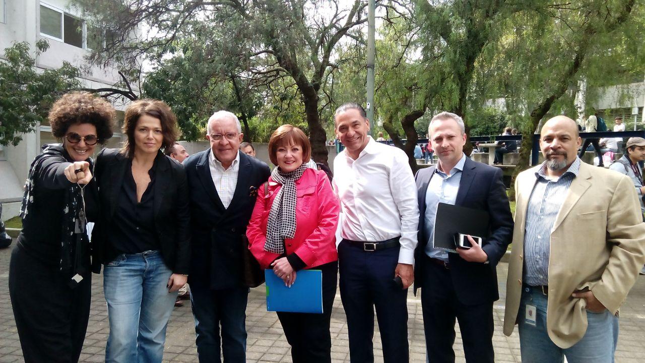 Continúa IMU con su activo programa de RP: ahora patrocinó Publipolis, en la UNAM