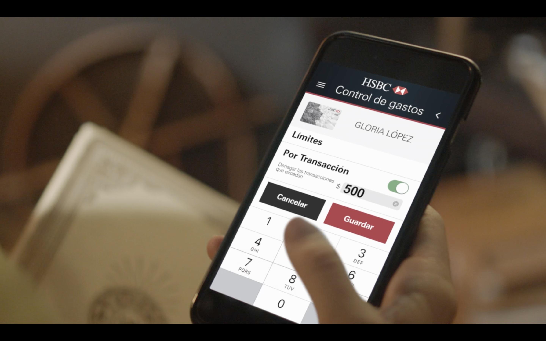 *SCPF México presenta su nueva campaña para HSBC
