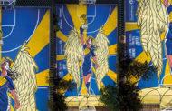 Empresas y alcaldía Cuauhtémoc inauguran cancha comunitaria para promover el futbol femenil