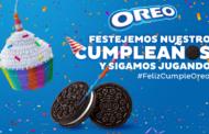 Oreo®, la galleta más famosa del mundo, cumple 109 años y lo celebra con sus consumidores en México