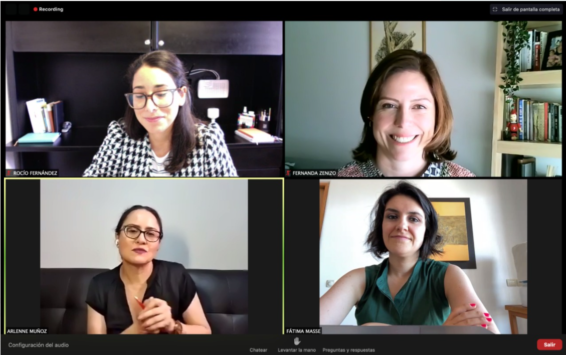 Las mujeres como pieza clave para la reactivación económica: interesante contenido del último webinar del Consejo de la Comunicación