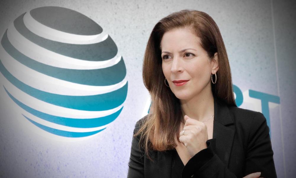 Mónica Aspe es nombrada CEO de AT&T México