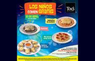 Restaurantes Toks celebrará a los niños en su día con platillos gratis
