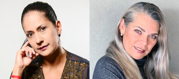 No confundir, por favor… una es Ana Larios y la otra es Nora Larios