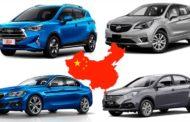 Cero y van cuatro las marcas chinas de autos que ya se están vendiendo en México