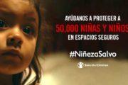 Agencia México y Save The Children presentan #NiñezaSalvo