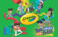 Te presentamos a Flor y Leo: los nuevos integrantes de la familia Crayola