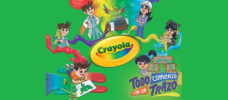 Te presentamos a Flor y Leo: los nuevos integrantes de la familia Crayola