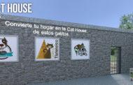 Conoce el increíble mundo de los gatos a través de The Cat House de Royal Canin