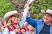 """La elección de Evelyn Salgado como candidata al Gobierno de Guerrero es la clara muestra de que """"las encuestas"""" de Morena y AMLO son un fraude: ya no les creamos."""