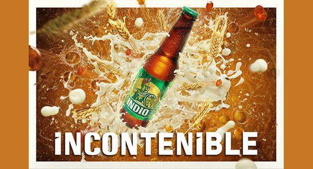 """MADE destapa un lanzamiento """"Incontenible"""" para cerveza Indio"""