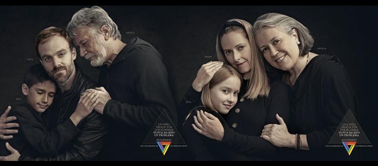 Wunderman Thompson y Acción Gay desafían los prejuicios para luchar junto a las familias homoparentales