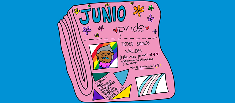 11 acciones para celebrar el Mes del Orgullo LGBTTTIQ