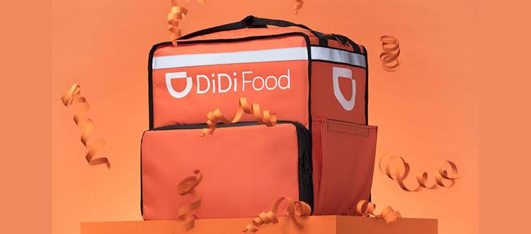 La icónica mochila naranja de DiDi Food se reinventa