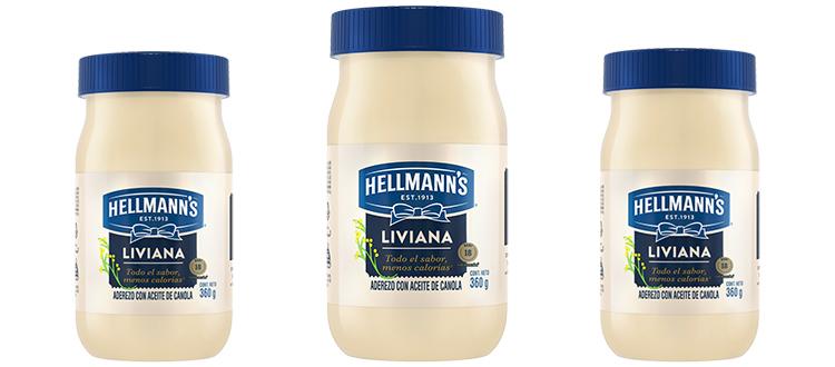 Hellmann's® la primera opción sin sellos ya está disponible en México