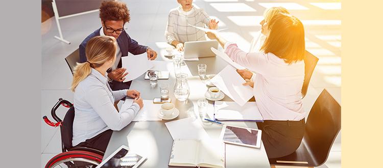 Sólo tres de cada diez empresas en México son inclusivas y diversas