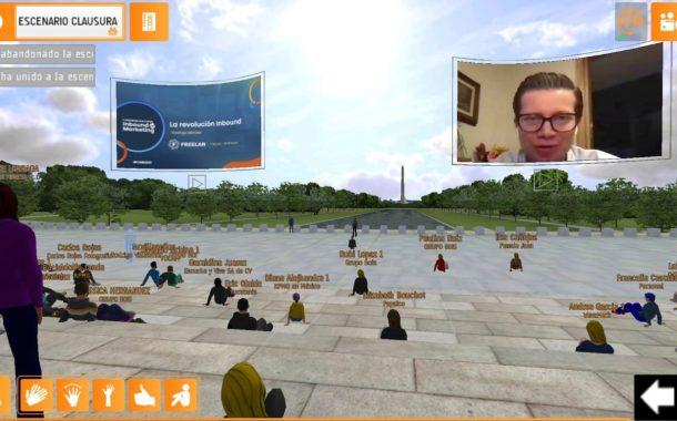 Todo un éxito la segunda edición del Congreso Nacional de Inbound Marketing en su versión virtual
