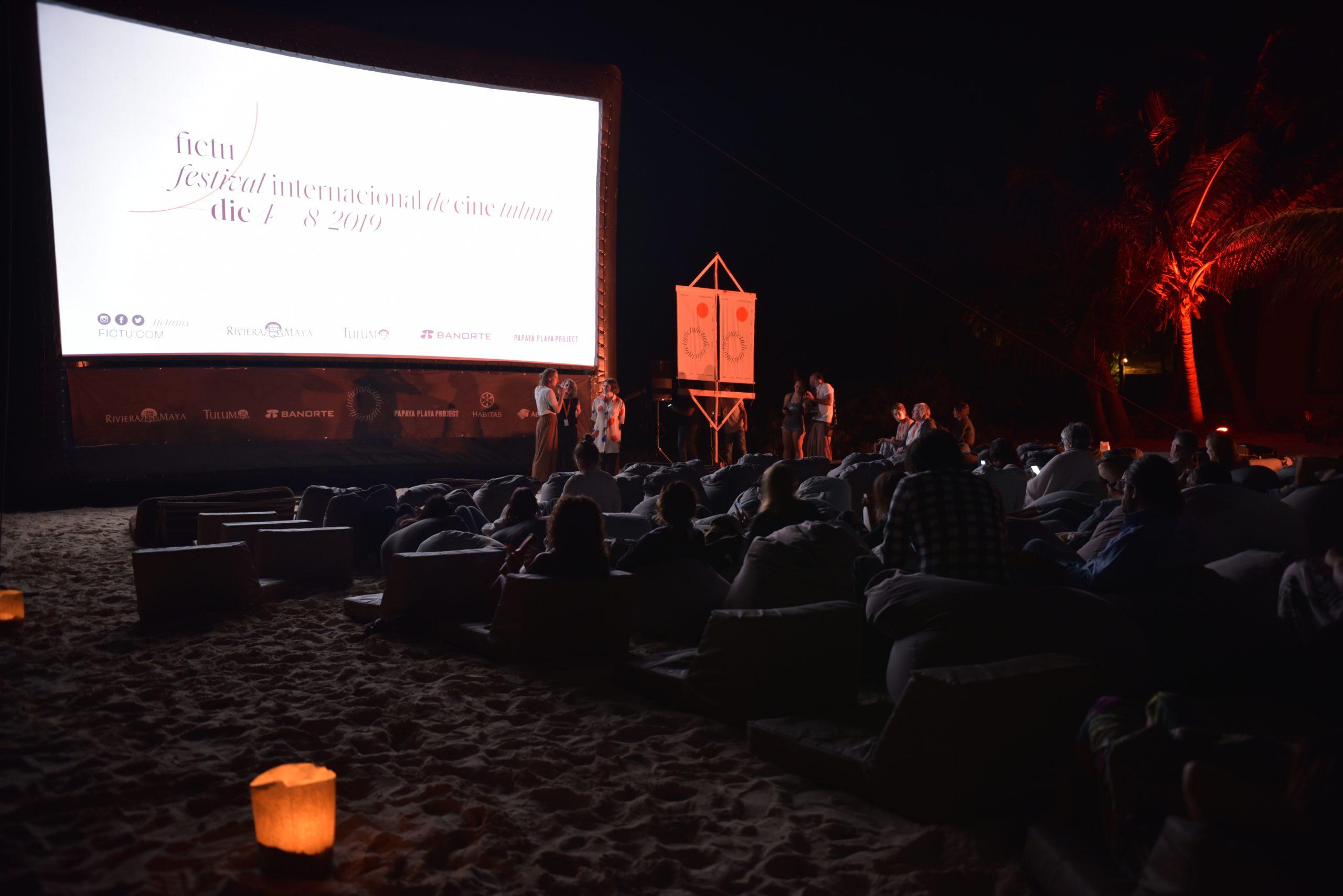 El Festival Internacional de Cine Tulum dio a conocer la programación que presentará del 4 al 8 de agosto