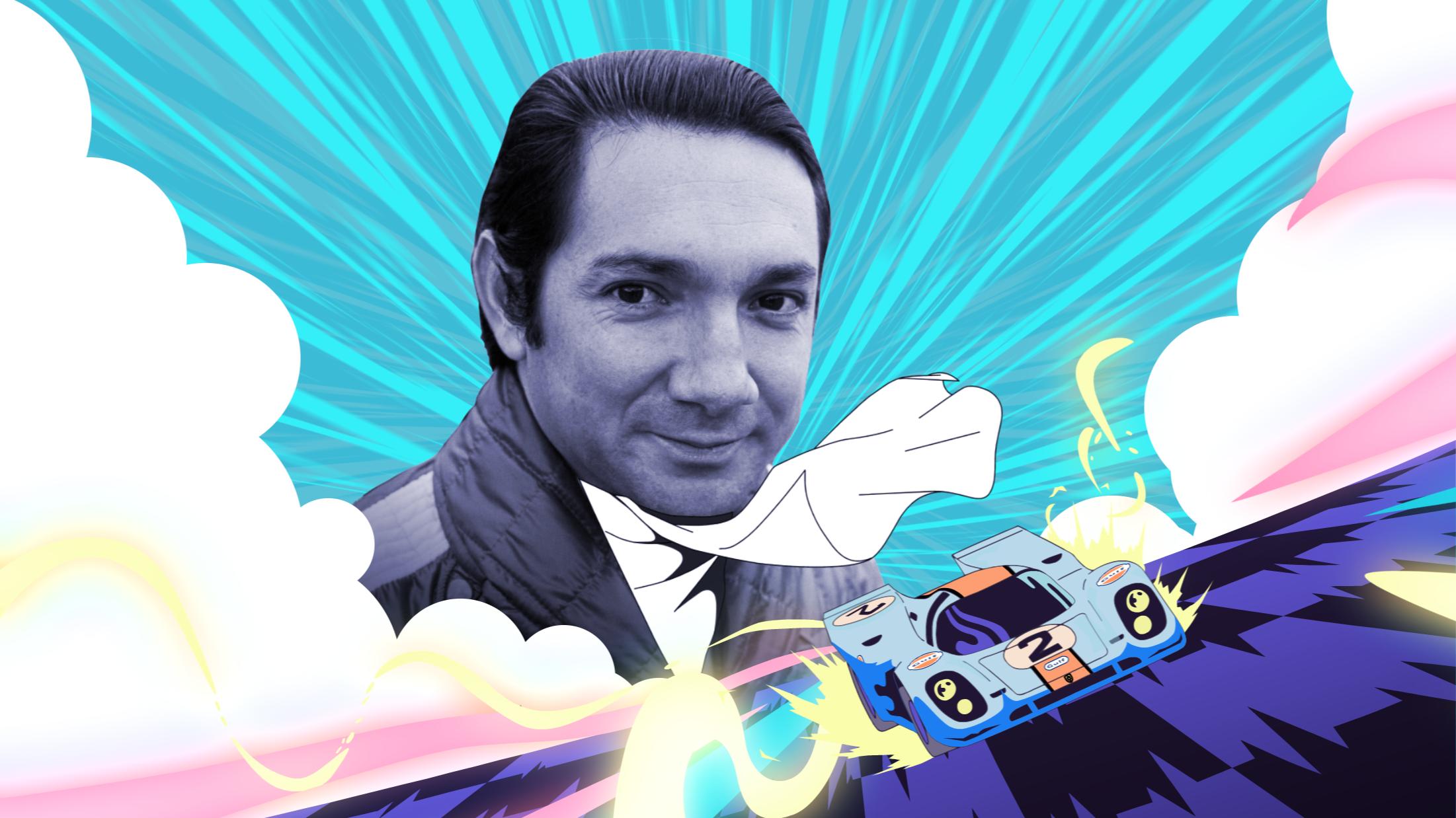 """The community presenta """"One of a Kind"""" la campaña de Porsche en honor al piloto mexicano Pedro Rodríguez"""