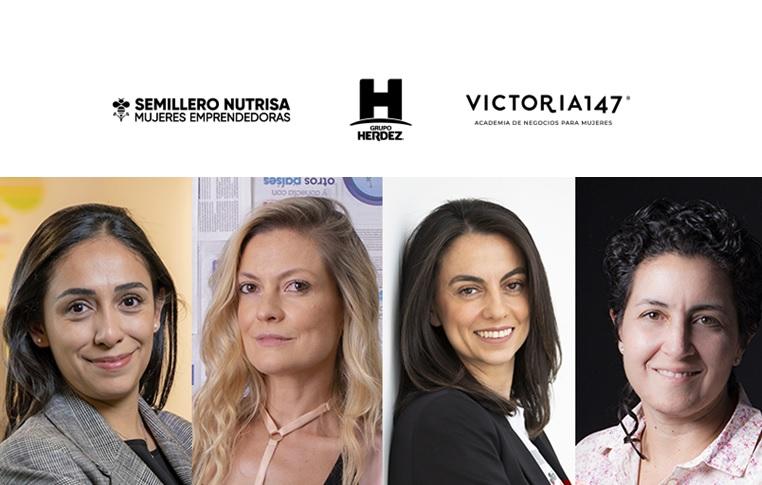 Grupo Herdez y Nutrisa desarrollan a emprendedoras como potenciales proveedoras a través del Semillero Nutrisa