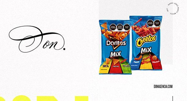 PepsiCo México eligió a Don para trabajar en la innovación de sus marcas