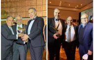 Hugo Camou, presidente de ISA Corporativo, es reconocido por su trayectoria empresarial